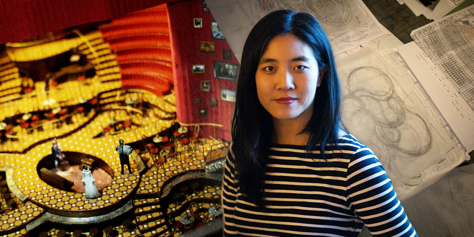 """Mimi Lien on the Set Design of """"The Great Comet of 1812"""""""