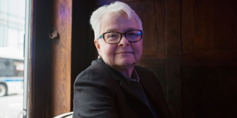 An Interview with Paula Vogel