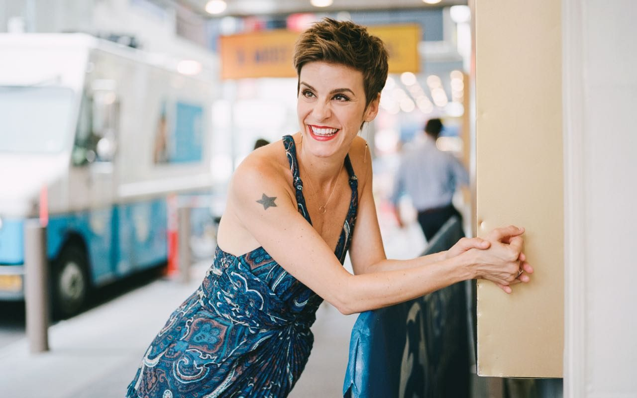 An Interview with Jenn Colella